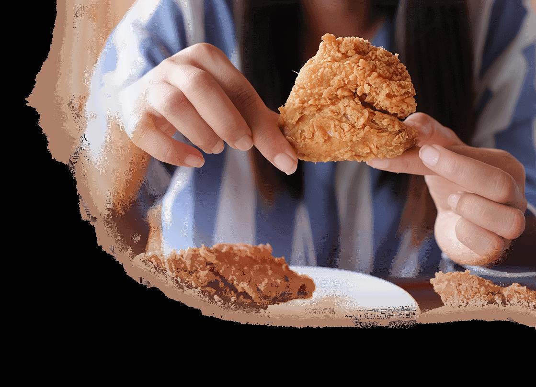 Enxaqueca Causada por Alimentação